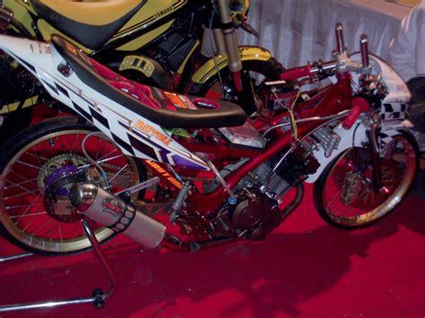 Fooststep Belakang Satria Fu Fast Biker satria modification december 2010