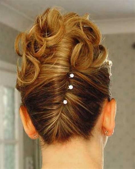 wemen with pleats in hair on pinerest french pleat women hair style women hairstyles