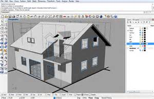Free Architectural Drawing Software rhinoceros 3d kursu