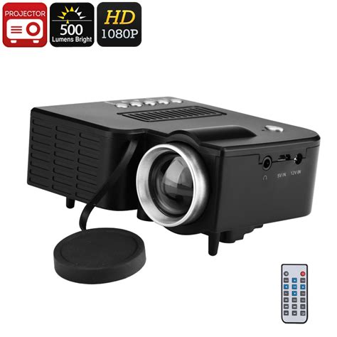 Proyektor Hd mini hd projector