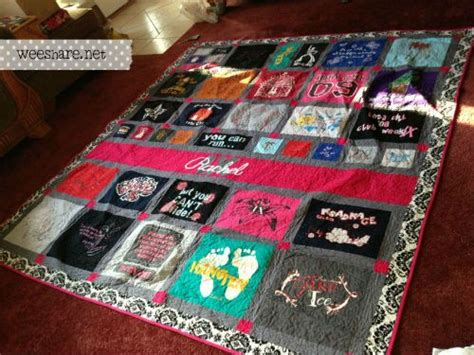 Quilts Out Of T Shirts by Best 20 Shirt Quilts Ideas On Tshirt
