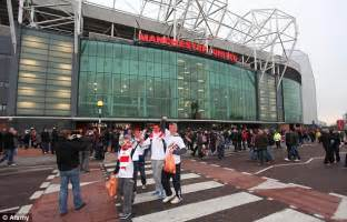 Manchester united and manchester dominate stadium rights earnings