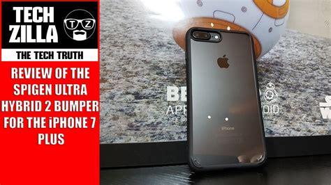 Spigen Ultra Hybrid 2 For Iphone 7 Plus Iphone 8 Plus Black spigen ultra hybrid version 2 for the iphone 7 plus