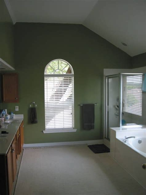olive green bathroom olive green bathroom walls master bathroom pinterest