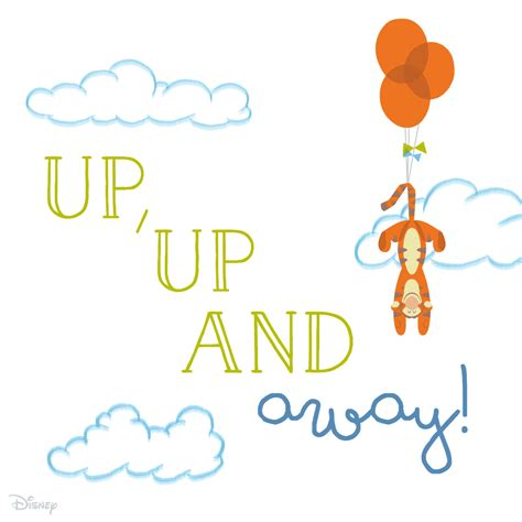 And Up by Up Up And Away Gif By Disney Find On Giphy