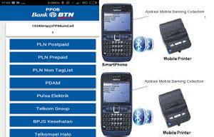 Printer Zonerich Ab320m Surabaya ppob btn griyabayar bank btn daftar gratis struk logo