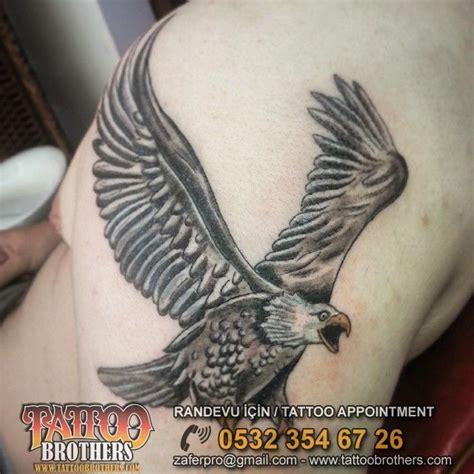 eagle tattoo kartal kartal d 246 vmesi tattoo by tattoobrothers d 246 vme st 252 dyosu