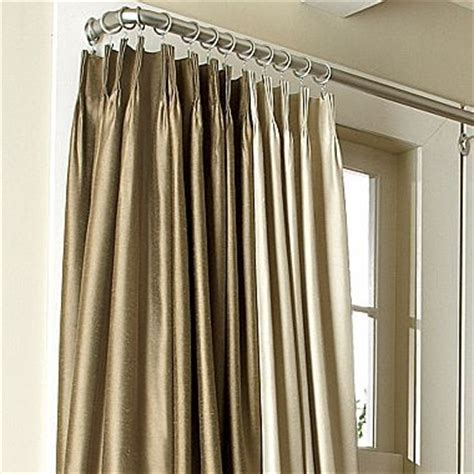 jcpenney custom drapery supreme pinch pleat pairs jcpenney for the home