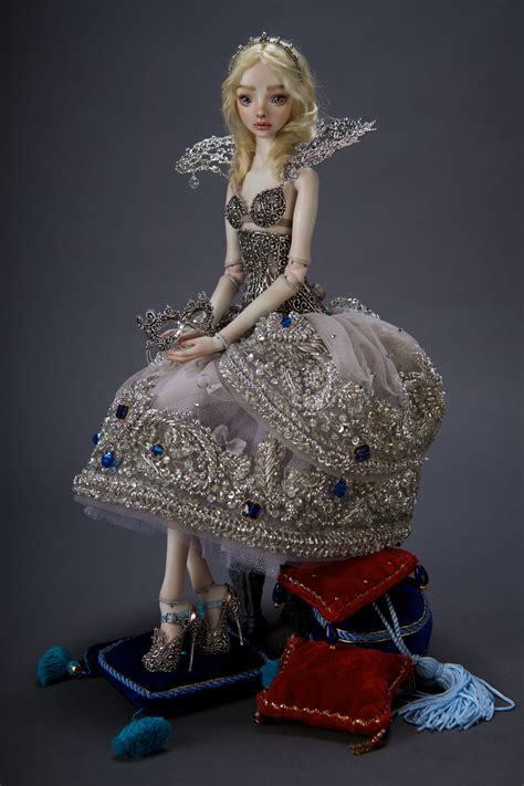 porcelain doll 2015 cinderella 2 enchanted doll