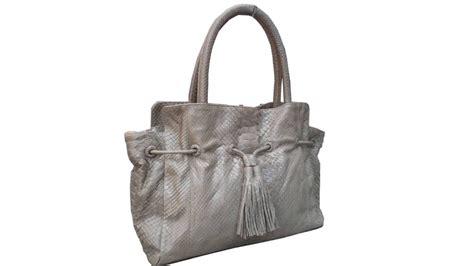 Tas Speedy Kulit Phyton Asli tas kulit aslitas kulit ular python warna tas