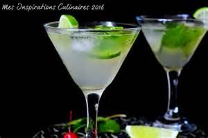 mojito sans alcool cocktail menthe et citron vert
