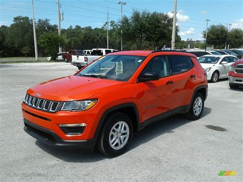 orange jeep compass 2018 spitfire orange jeep compass sport 122941030