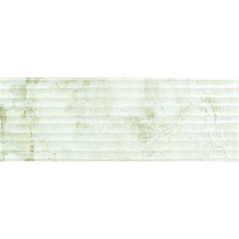 centarus 12 in x 36 in ceramic ripple wall tile 6524