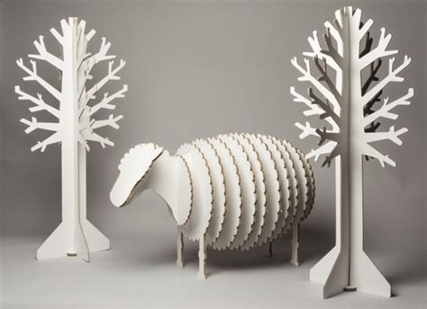 cardboard sheep template 17 best images about 3d animal templates on