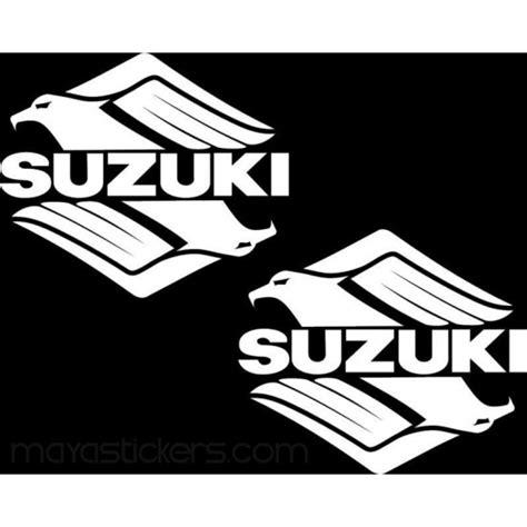 Suzuki Stickers by Stylized Suzuki Logo Sticker For All Suzuki Cars And Bikes