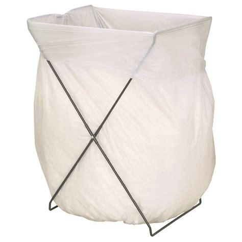 boat trash bag holder folding trash bag stand metal trash bag holder