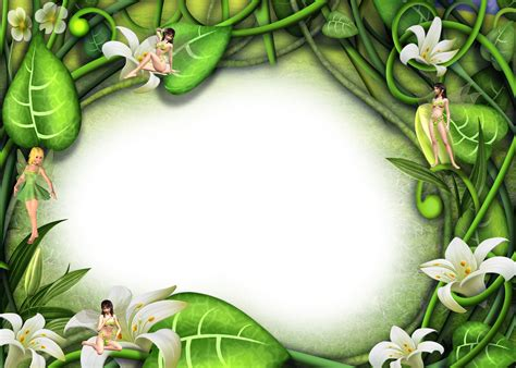 cornici con photoshop photoshop png frames wallpapers designs nature frames