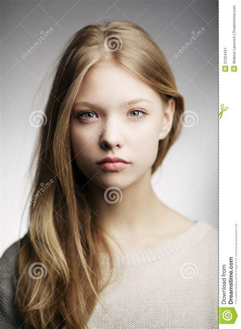 beautiful teen beautiful teen girl portrait stock image image 31204421