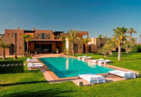 moroccan house design luxury moroccan villa house design contemporary beautiful outdoor pool newhouseofart