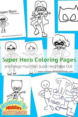 Make Your Own Color Paper - make your own coloring pages