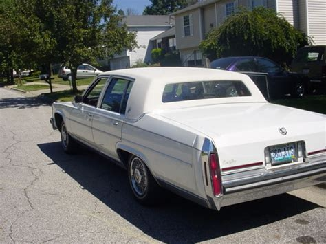 1987 Cadillac Brougham For Sale by Toymchne138 1987 Cadillac Brougham Specs Photos