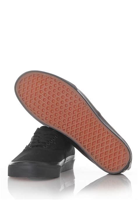 vans era black black vans era 59 black bloom black black schoenen