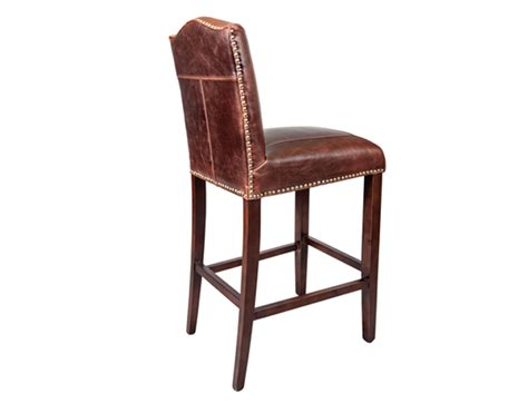 Bar Stools Leather by Leather Bar Stool Seating