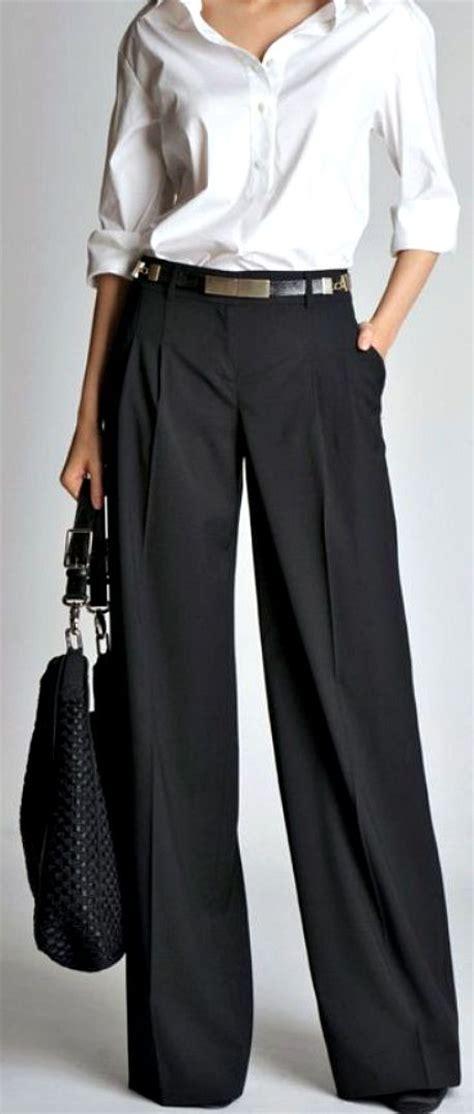 best trousers 25 best ideas about wide leg trousers on