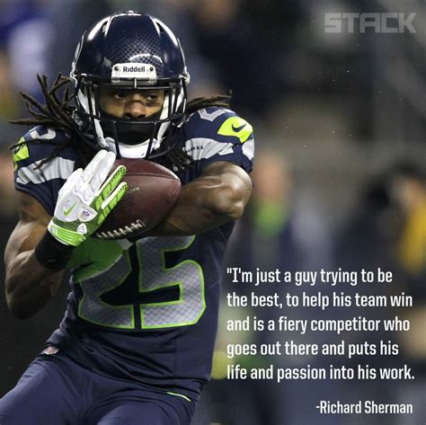 richard sherman the inspiring story of one of football s greatest cornerbacks books richard sherman superbowl quotes inspiration