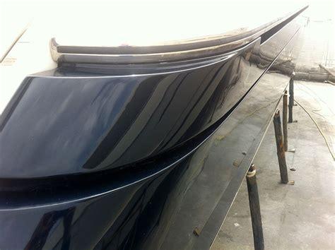 Gfk Reparatur Lackieren by Princess V58 Bluemarine Yacht Charter Ibiza