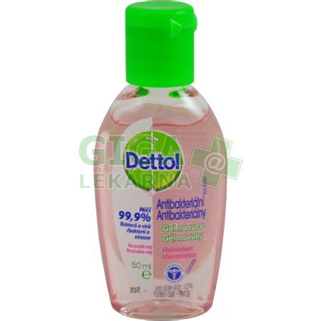 Was Sind Nägel by Dettol Antibakteri 225 Ln 237 Gel Na Ruce Heřm 225 Nek 50ml