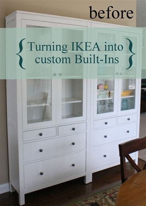 ikea built ins ikea built ins living room pinterest