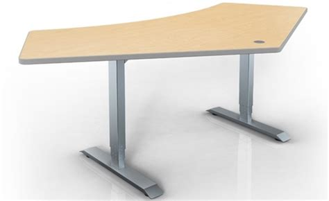 Mba Degree Stands For by Hat Electric Height Adjustable Table 120 Degree Corner