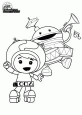 umizoomi coloring pages pdf team umizoomi colouring pages page 2 coloring home