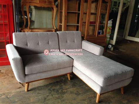 Set Sofa Bed Meja Kursi Tamu Sudut Minimalis Furniture Living Room jual kursi sofa tamu minimalis modern sudut harga murah