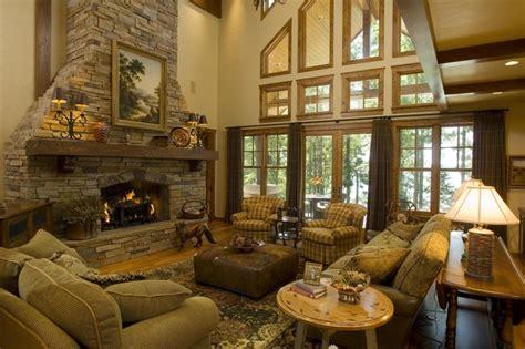 great room rustic living room minneapolis gabberts design studio