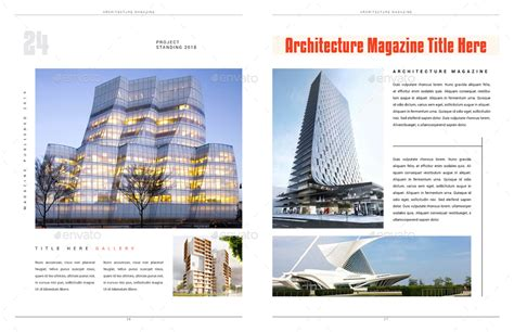modern architecture magazine modern architecture magazine by designsoul14 graphicriver