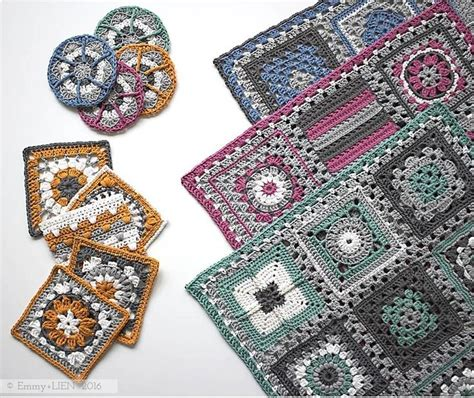 Patchwork Square Afghan - 17 best images about crochet meets patchwork afghan on