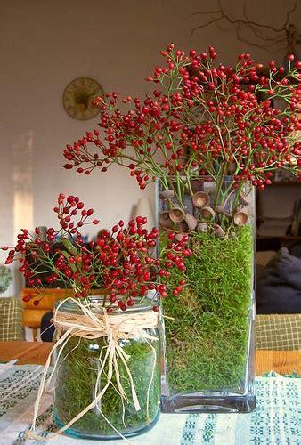 einfache weihnachtstisch dekorationen autumn decor from my garden i the autumn colours