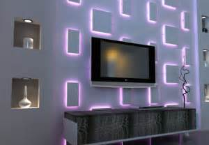 Home Interior Design Led Lights by 14 Alluring Wall Led Light Designs To Enhance Your