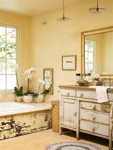 Country Chic Bathroom Ideas 18 Bathrooms For Shabby Chic Design Inspiration