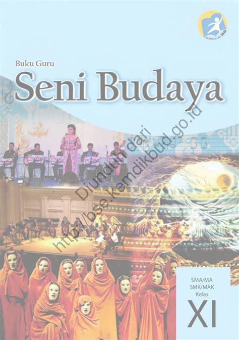 Buku Seni Budaya Kelas 3 Sma seni budaya buku guru