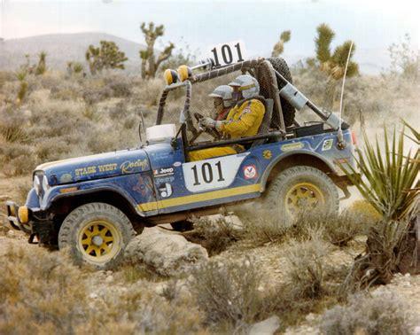 jeep desert racing vintage jeep cj 5 desert race photos