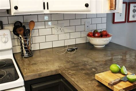 kitchen countertops backsplash how to install a subway tile kitchen backsplash