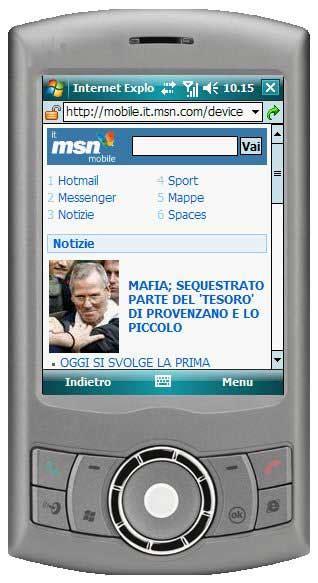 mobile msn msm microsoft italia free programs zerobackuper