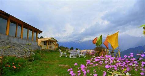 auli resorts   luxurious stay   snow meadow