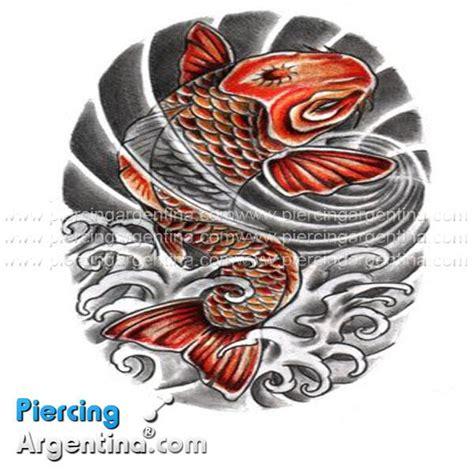 pez koi tattoo en 3d tattos pez koi imagui