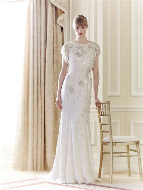 30 Vintage Wedding Dresses Inspired by the 1920s   Prettiest Vintage Bridal Gowns   1920s Gatsby
