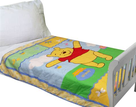 winnie the pooh toddler bedding disney winnie pooh bear toddler crib bed quilt comforter contemporary baby bedding