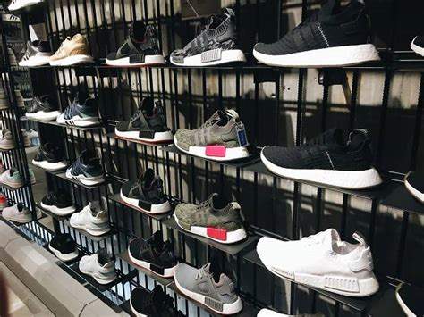 adidas originals shopping in harajuku tokyo